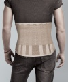 Lumbar-sacral corset of strong fixation TI-348
